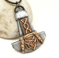 Celtic Thor's Hammer by DesertRubble