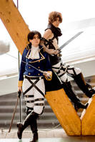 Wings of counterattack by Ellyana-cosplay