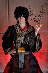 Black Rukh by Ellyana-cosplay