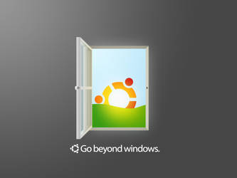 Ubuntu - Go beyond windows by PrimoTurbo