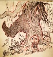 Rhino Tree. by bloglaurel