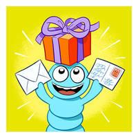 Gift. by bloglaurel