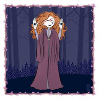 Seer in Once upon a time. by bloglaurel