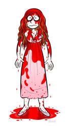 Horror (1). by bloglaurel