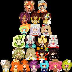 [onisuu] Icon batch by remsellec