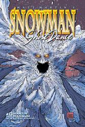 Snowman GD Cover by MattMartinArt