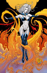 Lady Death by MattMartinArt