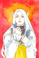 Lady Savitri Sunshadow by adreamofthestars
