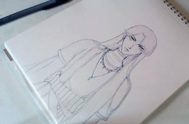 Paramonos Sketch2 by adreamofthestars