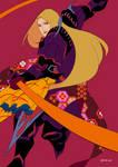 Zenos yae Galvus - Final Fantasy XIV by adreamofthestars