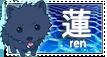 Puppy Ren ( DMMD ) - S T A M P by mr-tiaa