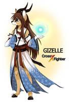 CM - Gizelle by mr-tiaa