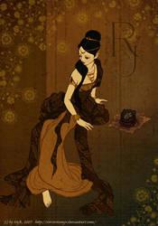 javanese princess by sorceressmyr