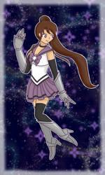 - AT - Sailor Argentstar by NekoChanTheKitty