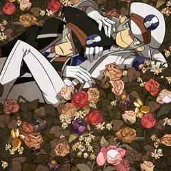 Withering Flower Garden by denim2