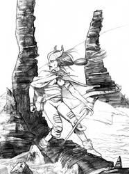 Hero of Faroe by Black-Black