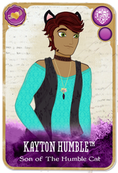 EAHOC - Kayton Humble Card by Konekos2