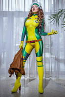Rogue X-Men Marvel Cosplay by AGflower