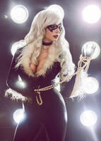 Comics Black Cat Marvel by AGflower