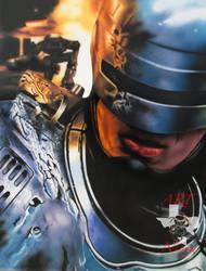 Robo Cop by ArtNinjaTX