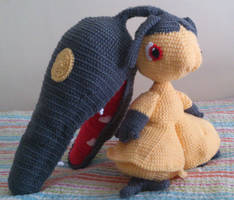 Crochet mawile by Ayinai