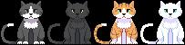 [F2U] Cat icons by Ayinai