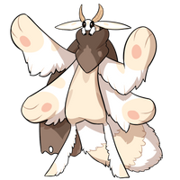 [CLOSED] 284 - Poodle Moth - Bavom by Ayinai
