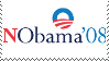 NObama Stamp by SoaringWind