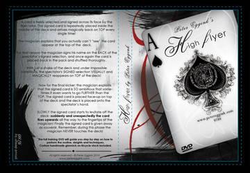 Highflyer-DVD Cover by 9780design