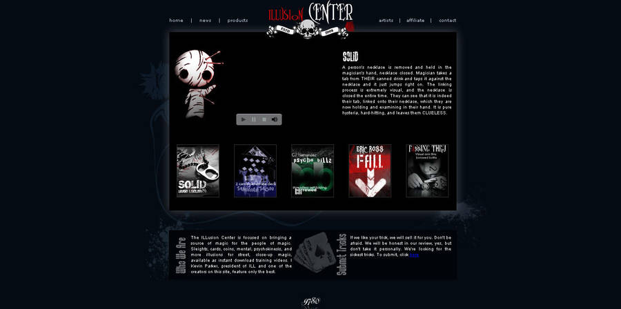 Kevin Parker's illCenter by 9780design