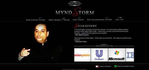 www.mynd-storm.com by 9780design
