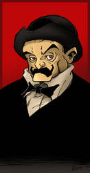 Poirot by woev