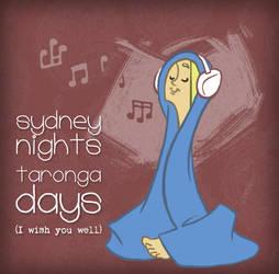 Sydney Nights, Taronga Days by woev