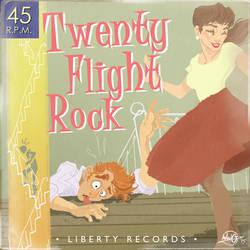 Twenty Flight Rock by woev