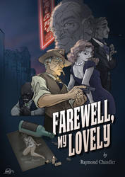 Farewell, My Lovely by woev