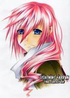 30DoD: Lightning Farron by NuffieArts