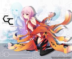 Inori Yuzuriha - Collab with kiri-rxRai by NuffieArts