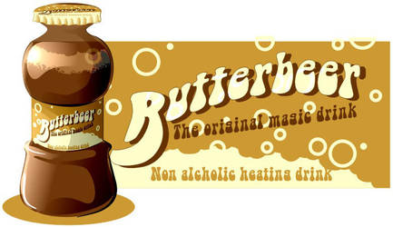Butterbeer Design by umidelmare