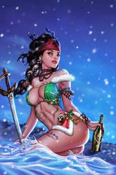 MORGANA   MOJO Christmas cover by sanjun