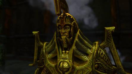 Dwarven Centurion by pmcognn