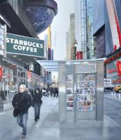 Walkin' New York by Denis-Peterson