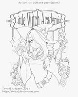 Little Witch Academia by Tanael