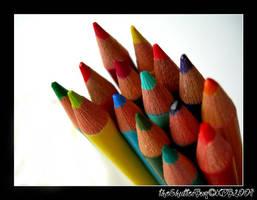 Wooden Rainbow II by shutterbug226