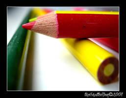 Wooden Rainbow III by shutterbug226