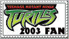 TMNT Stamp: 2003 by Culinary-Alchemist
