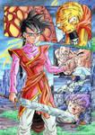 Videl is the hero of Universum9 by HomolaGabor