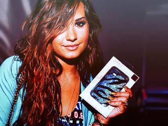 Demi Lovato by Missrockstarr