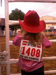 Little Cowgirl by downunder4him