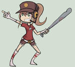 Female Scout by Niichts