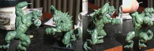 Avatars of war Krox WIP by The-Build